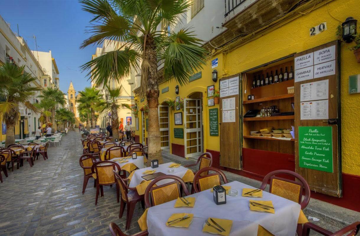 ¿Dónde comer en Cádiz?