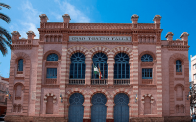 Portada Gran Teatro Falla