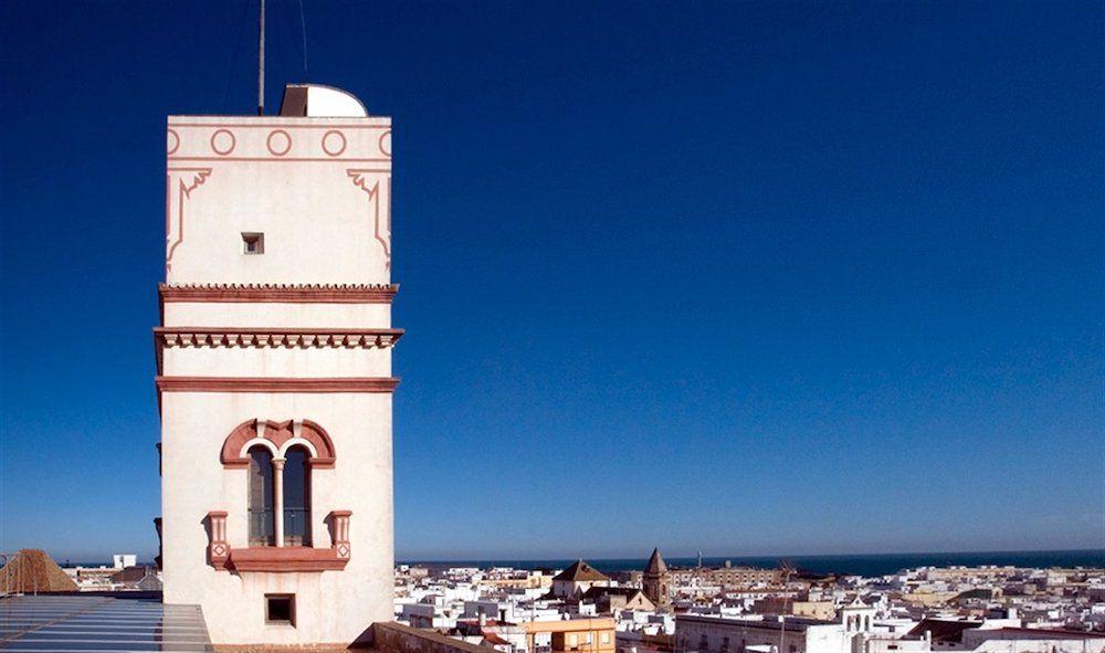 Visitar la Torre Tavira en Cádiz