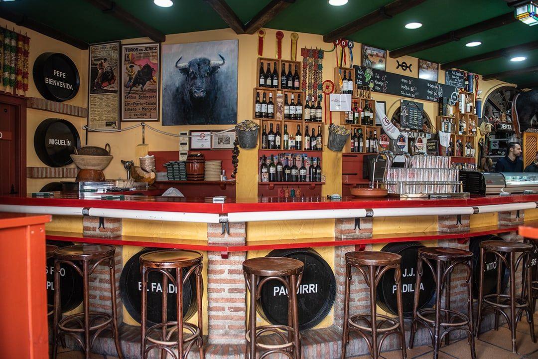 Mejores restaurantes en Jerez de la Frontera