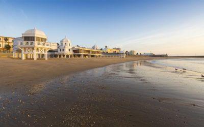 Playa Caleta Cadiz