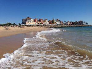 Playa La Muralla