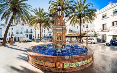 Plaza Espana Vejer