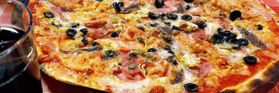 🍕 Mejores pizzerías en Conil de la Frontera