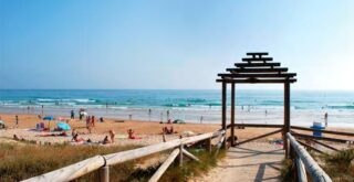 Playa El Palmar Vejer De La Frontera